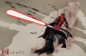 Maul: Unleashed by T-Turner