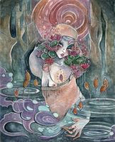 - swamp magick by saffronlungs