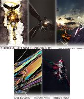 zunEGG Zune HD Wallpapers 1 by UVSoak3d