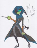 Kito by Keeper-OfThe-Dead