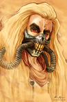 Immortan Joe by nirnalie