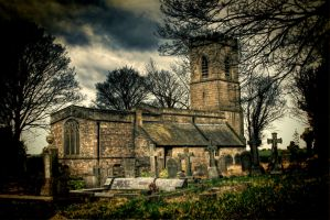 St John's, Throapham... by TheBaldingOne