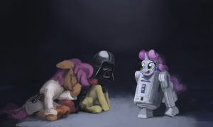 CMC - Lightsaber masters by Cannibalus