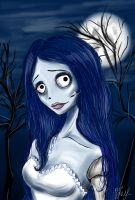 Corpse Bride by Anariel27