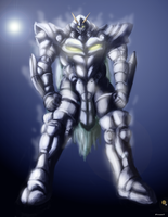 Assailon Vertex mecha by Frost7