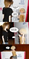 New Arrival by ChibiKinesis