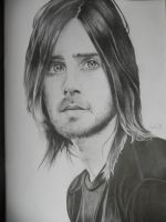 Jared Leto by OrhideArt