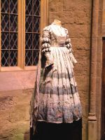 The Ghost of Ravenclaws Costume by hellonlegs