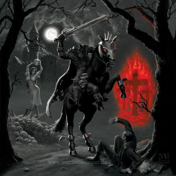 Sleepy Hollow, forced to kill by Acrylicdreams