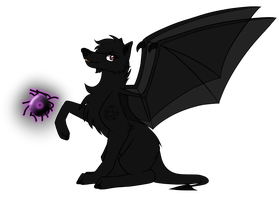 .:Character Challenge:. Darkness by MysticalWhisper