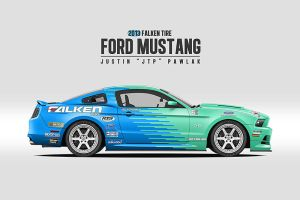 JTP Falken Tire by JoshCloud