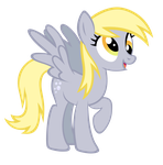 Derpy Hooves Vector by Durpy