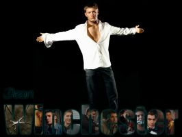 Dean Wallpaper 3 by angiezinha