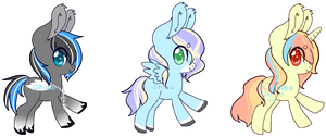 Random Pon Adopts 2 - Auction | +closed+ by 14th-Crown