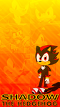 Shadow The Hedgehog Smartphone Wallpaper by PhilipG98