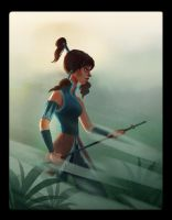 KORRA - morning fog by chocosweete