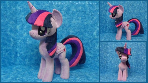 Twilight Sparkle by PinnacleProductions