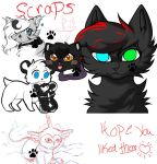 Scraps by blackmuttofdoom