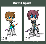 Draw It Again - A Graceful Tale by Magma743