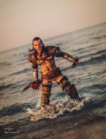 Gannicus Cosplay - Spartacus - I need more... by LeonChiroCosplayArt