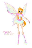 Winx: Perla Believix by DragonShinyFlame