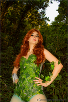 Poison Ivy Cosplay by Dovah-Photography