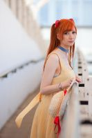 Asuka Yellow Dress by XEmma321X
