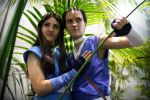 Sokka Katara Cosplay - Hope in the Avatar by CatchingKeys