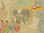 The Beatles wallpaper by ninjahekla