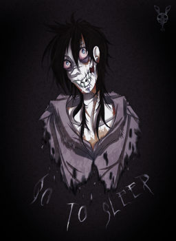 Jeff the Killer by A-Dreamare