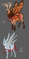 FairyDeerAdopts CLOSED by Sabi-Arts