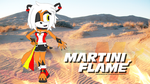 AWESOME FLAME : Martini by nxgnetwork