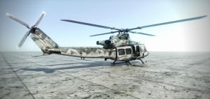 Huey02 by AlxFX
