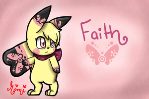 Faith The Fairy Glowchu by MimiTheFox