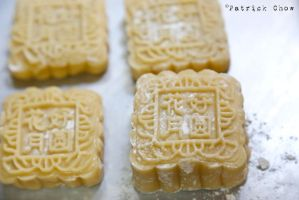 Home-made moon cake 1 by patchow
