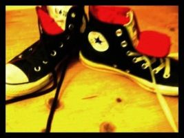Converse....again by Nikitka