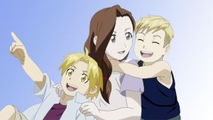 The Elric Family by valentine13