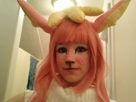 Deerling Cosplay by Fainting-Ostrich