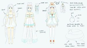 [Sheet] Nia by deency