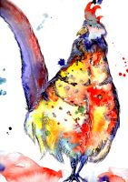 Color animal by Briese