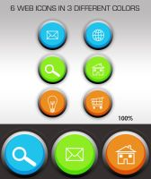 WEB ICONS by dimplegal