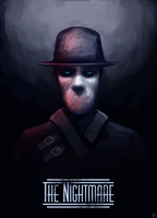 The Nightmare Poster Concept by SgtDelta