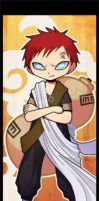 Gaara by oranges-lemons