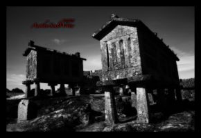Ancient Warehouses... by anothersoulwriter
