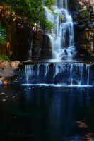 Waterfall II by T-Ann-Photography