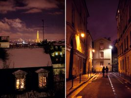 midnight in Paris by Lucem