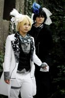Pandora Hearts - Follow me by Auris-Lothol