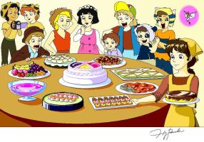 Peter Is a Cook by tilywendy