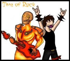 Time To Rock by BrainLessGirl
