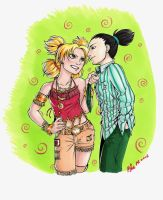 ShikaTema-Valentine Color by ritam